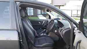 Luxury 7 Seven seated Ford Territory SR Leather Trim Holder Weston Creek Preview