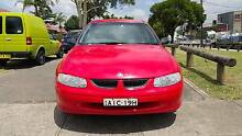 1999 HOLDEN COMMODORE SEDAN WITH 7 MONTHS REGO Guildford Parramatta Area Preview