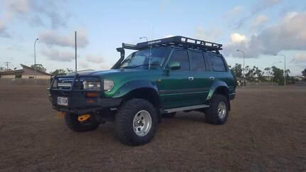 1996 Toyota LandCruiser Wagon
