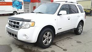 ***2008 FORD ESCAPE LIMITED 4X4***LEATHER**SUNROOF***