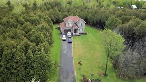 North Gower real estate - 5 Bedroom Full Brick home, 1.7 acres