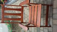 Sitzgarnitur aus echten Holz Bayern - Thüngen Vorschau