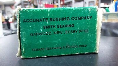 Cam Follower Heavy Stud Smith Bearing Cr-1-14