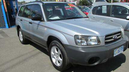 2005 Subaru Forester 2.5 X Wagon Youngtown Launceston Area Preview