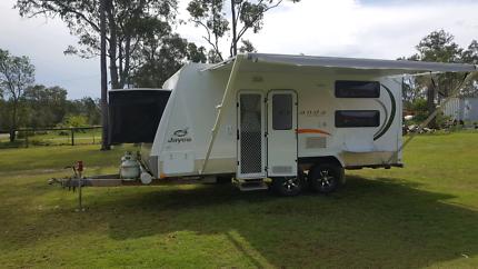 2012 Jayco Expanda Outback hire