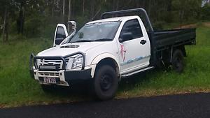 Isuzu D- Max SX ute Helidon Spa Lockyer Valley Preview