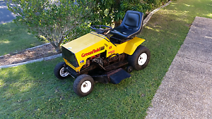 """Greenfield 32"""" ride on mower Burleigh Heads Gold Coast South Preview"""