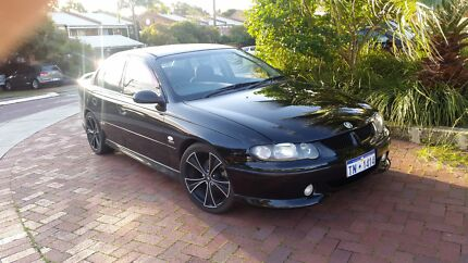 2002 Series 2 VX SS Commodore 6spd Manual Hilton Fremantle Area Preview