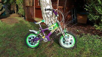 Childs Monster Jam Streetfox Bike 14 inch wheel size