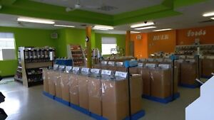 BULK FOOD STORE    REDUCED PRICE!!