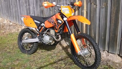 $4800firm 2007 ktm 250 excf. Hobart CBD Hobart City Preview