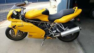 Ducati 1998 super sports Port Lincoln Port Lincoln Area Preview