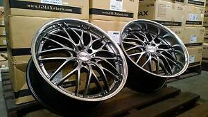 (VE & VF Commodore) G.MAX Defiant II 20x8.5+20x10 and Tyre Packag Mitcham Whitehorse Area Preview