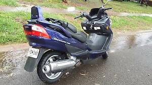2005 Model Suzuki Burgman 250, Fairly clean and tidy, mech. sound Para Hills West Salisbury Area Preview