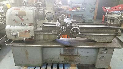 Clausingcolechester 15 X 48 Gap Bed Engine Lathe