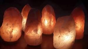 QUALITY BRAND NEW 4 TO 6 kILLO  HIMALAYAN SALT LAMPS Wattle Grove Kalamunda Area Preview