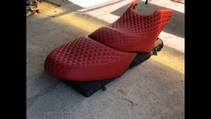 Boat and jetski  seats upholstery and repair