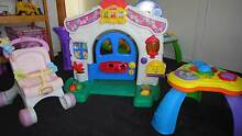 Fisher Price Laugh and learn house + Activity Table Taylors Lakes Brimbank Area Preview