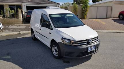 2017 VW Caddy Sinagra Wanneroo Area Preview