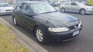 2000 Holden Vectra CD Automatic Sedan Traralgon East Latrobe Valley Preview