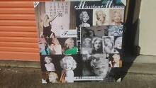 Marilyn Monroe canvas print Airds Campbelltown Area Preview