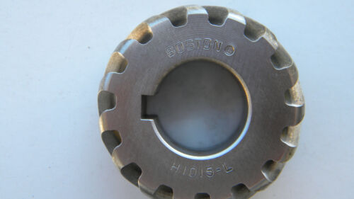 Helical Gear,  10 pitch,   15 tooth,   Left-hand helix   H1015L   FREE SHIPPING