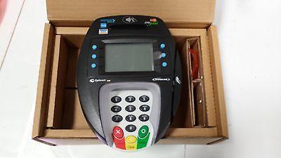 Hypercom Optimum L4200 Retail Pos Transaction Terminal L-4200