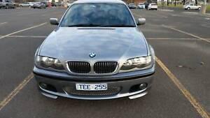 E46 BMW 325i MSport