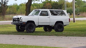 Thinking about selling my 89 ramcharger