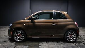 2014 Fiat 500 Sport LEATHER! HANDS FREE! AUX READY!