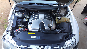 Vy ss ls1 6 speed manual conversion Burton Salisbury Area Preview