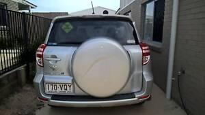 2008 Toyota RAV4 Wagon Marsden Logan Area Preview