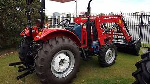 50 Hp 4 in 1 loader, slasher, carryall Currumbin Waters Gold Coast South Preview