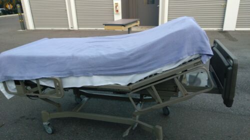 Hospital Bed And Roll In Table, Hill-Rom Brand, Tampa Bay Area