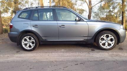 BMW X3 E83 2009 2.O litre Turbo Diesel
