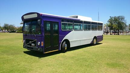 Volvo B58 250hp Bus SWB AUTO PS Mid Mount Motor Morley Bayswater Area Preview