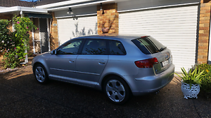 Audi A3 2.0tdi 125kw,  12 months REGO! Gosford Gosford Area Preview