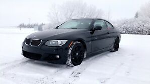 2011 BMW 335i xDrive M-Sport 6 speed *rare