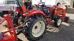 Kioto CK35 4WD Tractor.....reduced again Wanneroo Wanneroo Area Preview