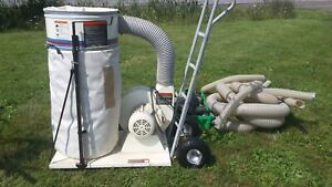 2 hp air filtration system