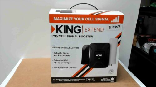 Boat Marine LTE Cellphone Signal Booster Cellular KING Extend
