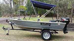 Stessl 3.6m HD runabout Tamborine Ipswich South Preview