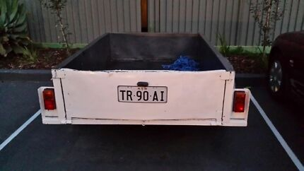 6x4 Box trailer Shellharbour Shellharbour Area Preview