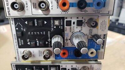 Pulse Instruments Pi-458 Programmable Pulse Driver For Tektronix Tm500 System