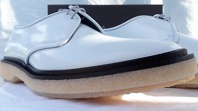 ADIEU Paris Men Shoes Boots Derby Creeper Casual Dress Formal Hand Made Size11