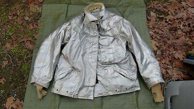 Janesville Lion Apparel Firefighter Turnout Gear Fireman Jacket Size 5032l