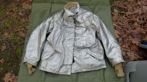 Janesville / LION Apparel Firefighter Turnout Gear Fireman Jacket Size 5032L