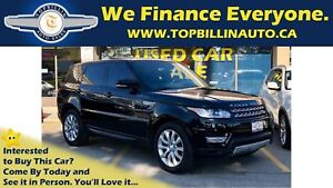 2014 Land Rover Range Rover Sport Accident Free - Factory WARRAN