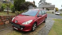2007 Peugeot 307 Wagon Waratah West Newcastle Area Preview