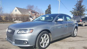 2009 Audi A4 Quattro - AWD, Automatic, Financing Available